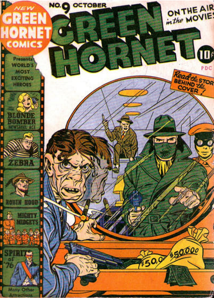 Simon-Kirby Green Hornet