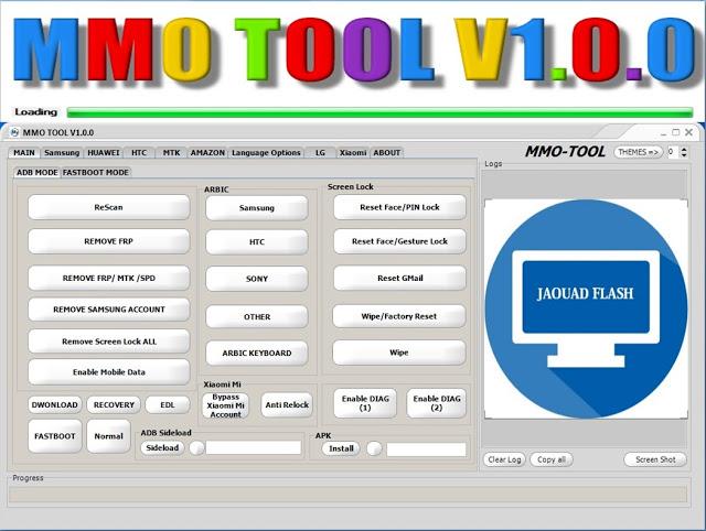 الاداة المميزة MMO TOOL V1.0.0
