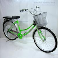 B 26 Inch Evergreen Riesa City Bike