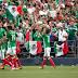 México vence 3-1 a El Salvador