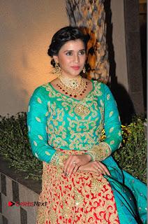 Actress Mannara Chopra Pictures at The Wedding Vows Fashion Show  0002.JPG