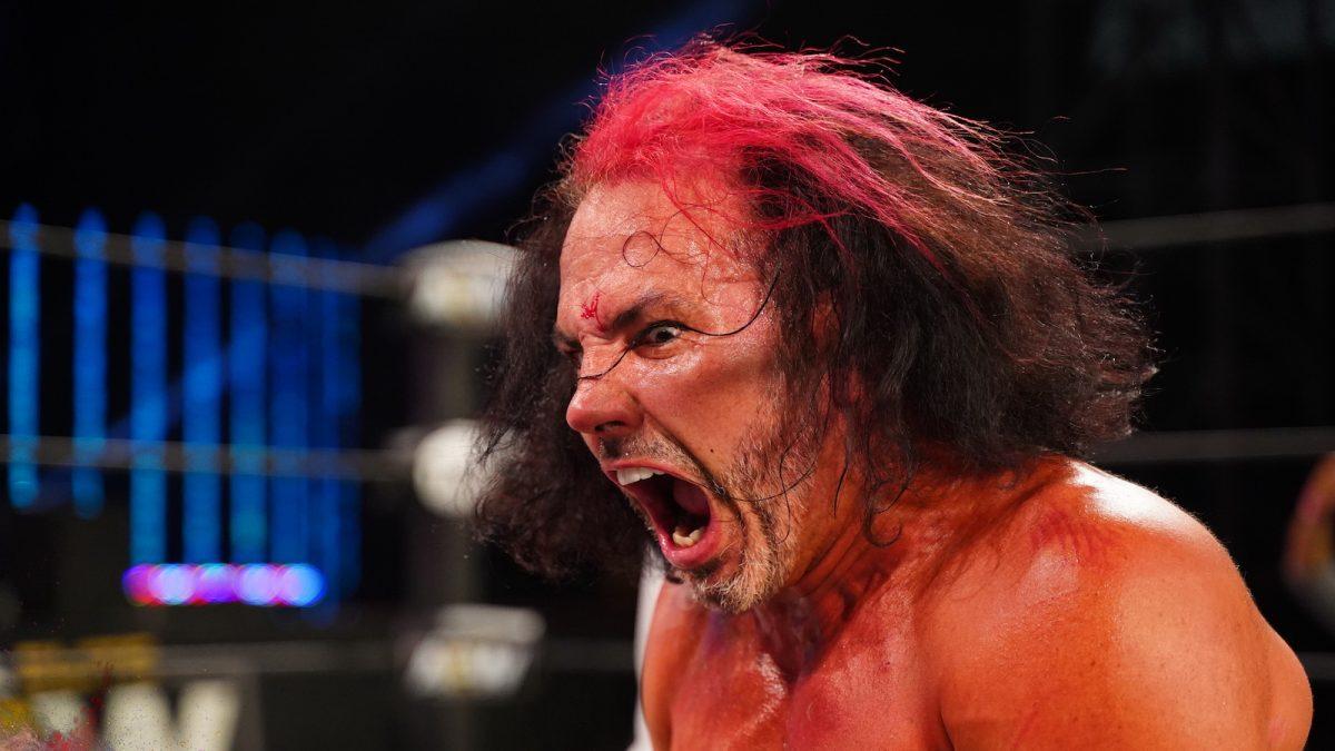 """Matt Hardy diz que os fãs ficarão em """"choque"""" com seu combate no Full Gear"""