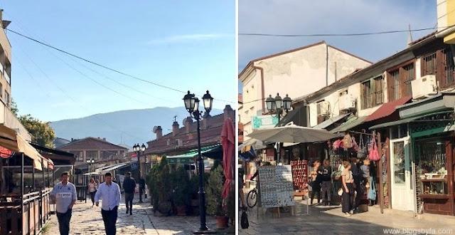 old skopje bazaar