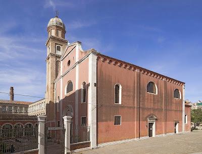 Chiesa di Ognissanti, Venezia Photo: Didier Descouens