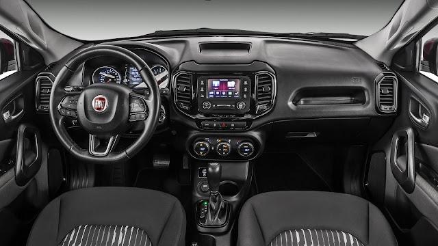 Fiat Toro Endurance AT com desconto por R$ 79.990