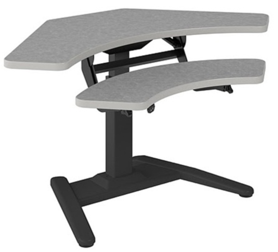 Mayline VariTask Ergonomic Table