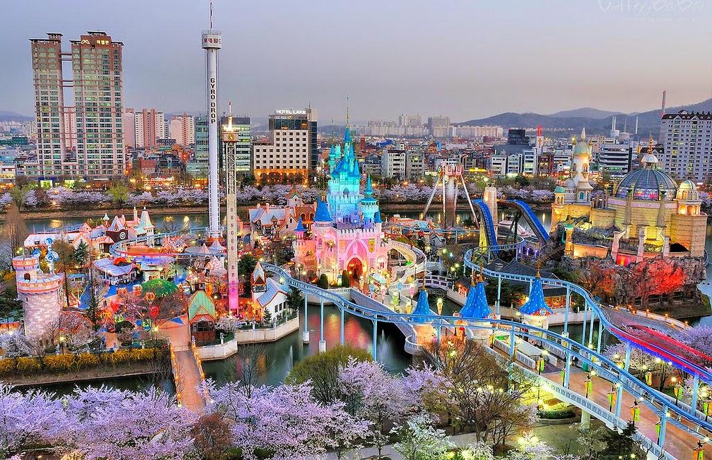 Lotte World, Seoul, South Korea – Travel Guide | Tourist ...