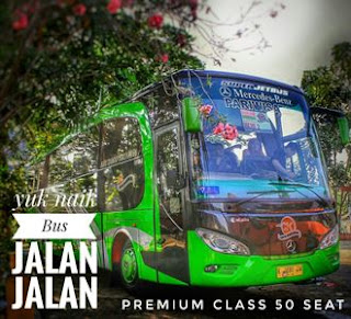 Sewa Bus Executive Tangerang