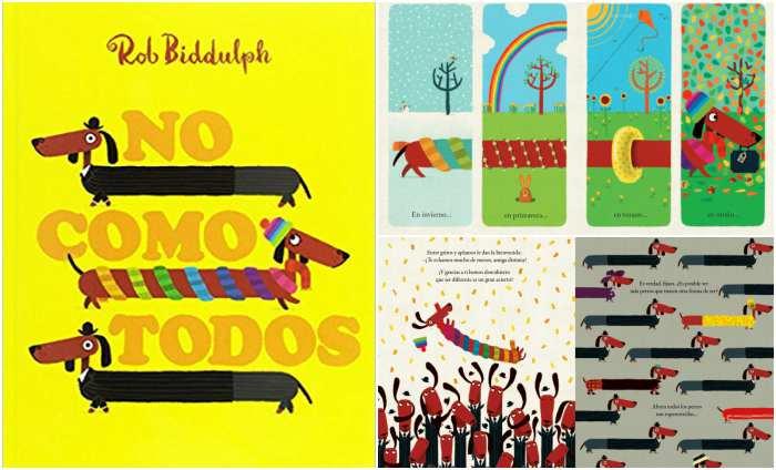 cuentos libros infantiles potenciar, fomentar sana alta autoestima no como todos rob biddulph