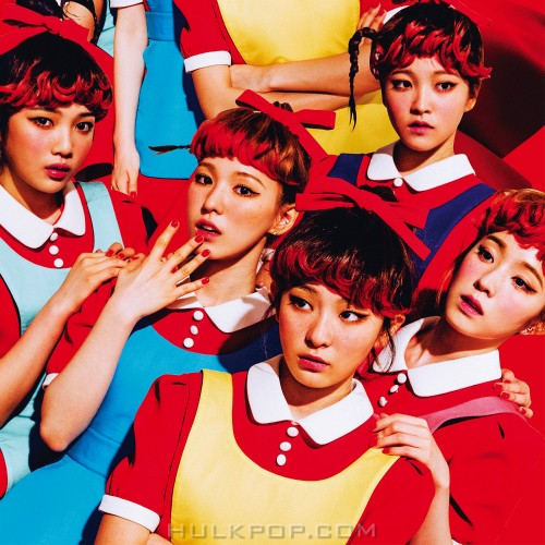 Red Velvet - The Red - The 1st Album (FLAC + ITUNES PLUS AAC M4A)