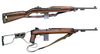 Katlanan ve katlanmayan dipçikli karabina tüfekleri