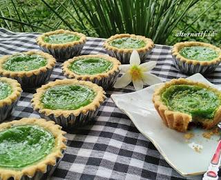 Resep Membuat Pie Green Tea Susu
