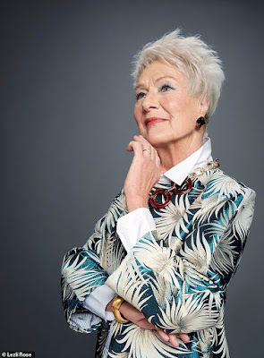 I'm proof you CAN become a model at 80, says retired primary teacher and grandmother