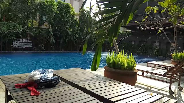 kolam renang bali world hotel bandung astin astanti