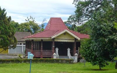 Rumah Adat Rakyat , Rumah Adat Bengkulu