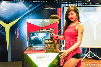 """Laptop chơi game """"thần thánh"""" Legion Y520 và Y720 đã cập bến thị trường Việt"""