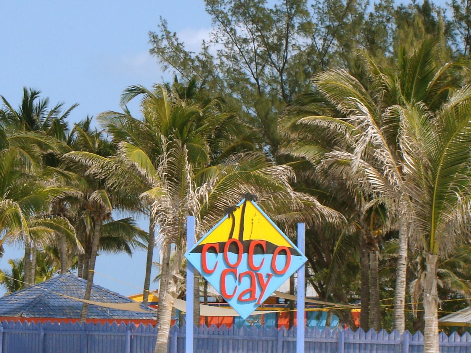 McFisch In Madtown: WW: Spring Break Cruise Day 3: Coco