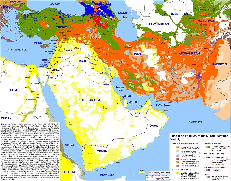 Geographia A Geographic History of Islamic States through