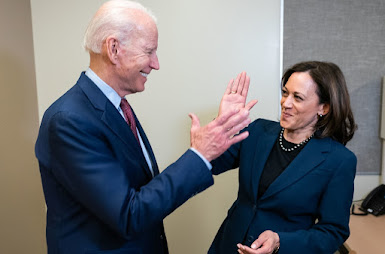 VOTE FOR JOE BIDEN AND KAMALA HARRIS.  THEY CARE ABOUT YOU AND YOUR FAMILY