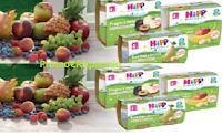 Logo Vinci gratis 50 kit di frutta Bio 100% Hipp e qualche simpatico gadget