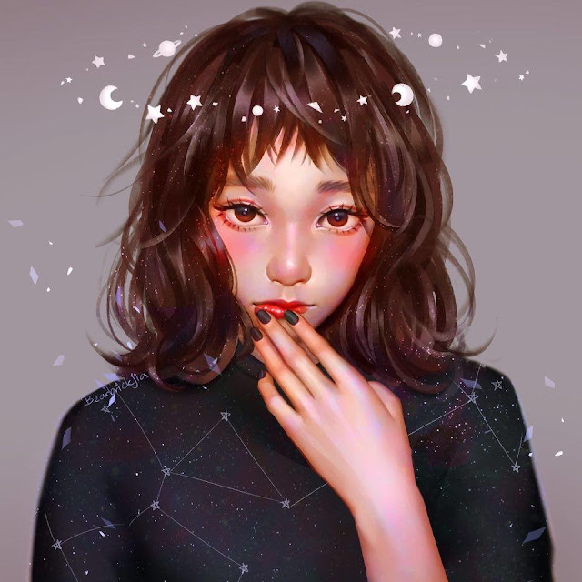 Digital Art By Karmen Loh (Jia·嘉) (Bearbrickjia)