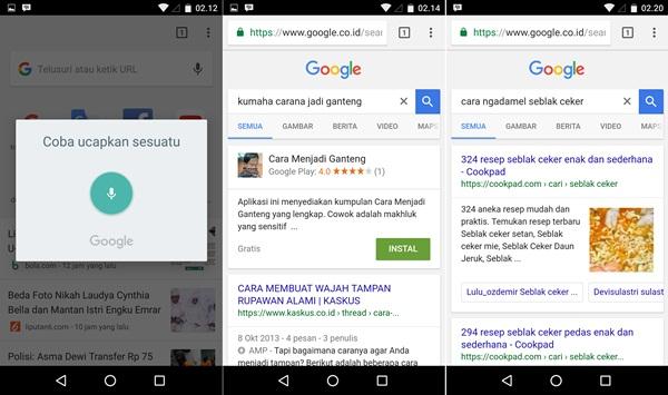 Google Voice Bahasa Sunda dan Jawa