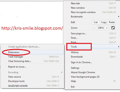 Cara Hapus atau Disable Extensions Google Chrome1
