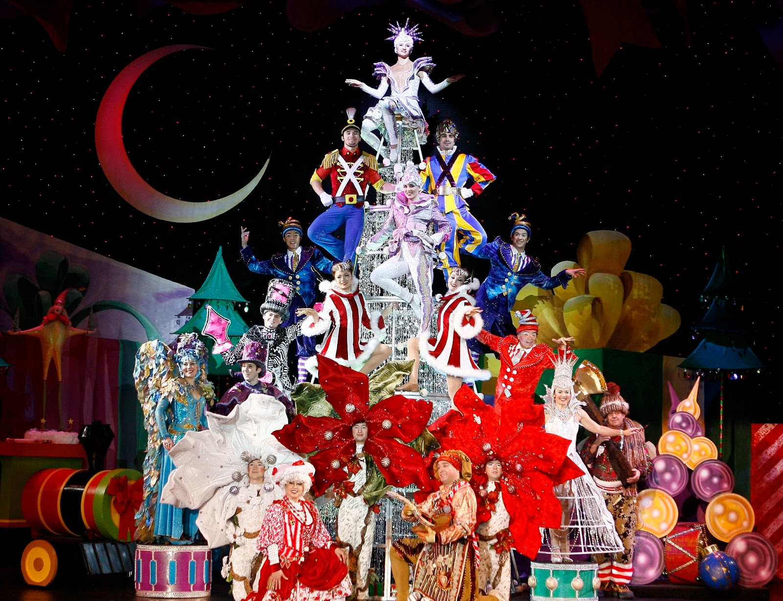 cirque dreams, holiday, holidays, holidaze, Detroit, Fox Theatre, giveaway, Michigan, event, show, win, theater,