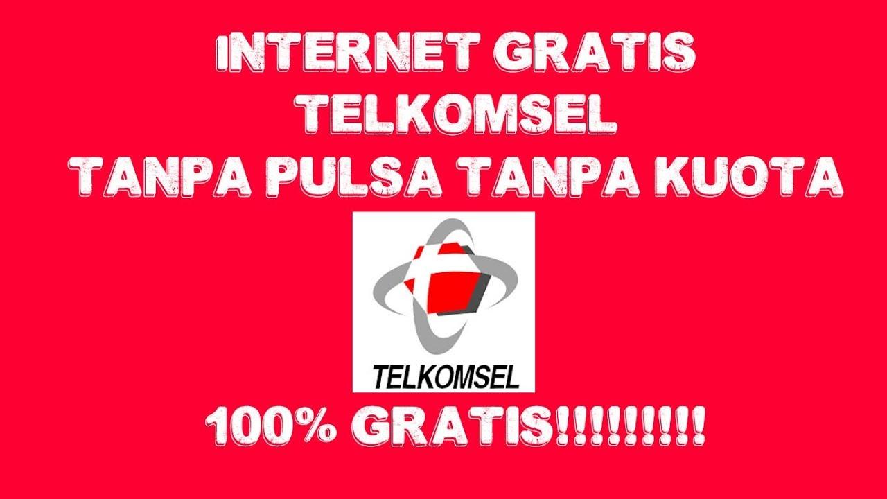 Kuota Internet Telkomsel Gratis Tanpa Kuota Dan Pulsa