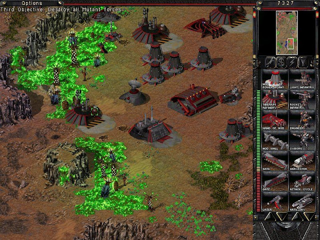 Command and Conquer Tiberian Sun Free PC Download Screenshot 3