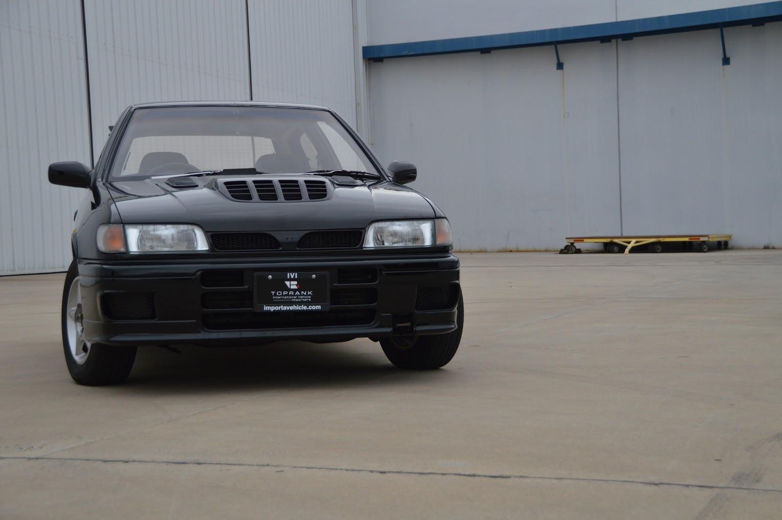 Radiator Heater Hose Fit Nissan Pulsar GTi-R GTiR RNN14 SR20DET Black