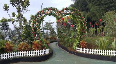 Wisata Panorama, Pasir Kirisik Guranteng, Wisata Paling Ngehits di Tasikmalaya