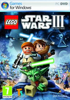 LEGO STAR WARS III The Clone Wars [Full] Español [MEGA]