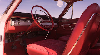 1966 Dodge D-Dart GT Sports Coupe Interior Cabin