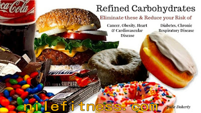 refined carbohydrates, ways to lose weight