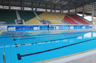 Piscine de natation de Kintélé