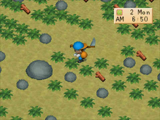 Harvest Moon: Back To Nature Bahasa Indonesia