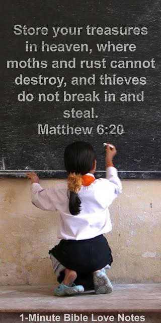 That's All you Get - Earthly Rewards Versus Eternal Rewards - Matthew 6