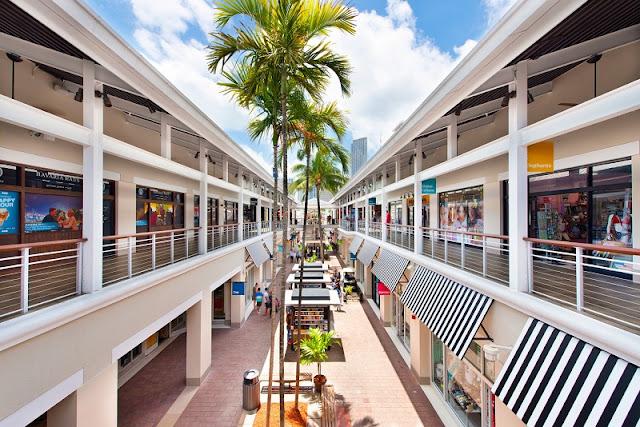 Destaques no Shopping Bayside Marketplace em Downtown Miami