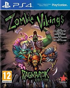 Zombie Vikings Ragnarok Edition PS4 [PKG] Oyun İndir [Multi]