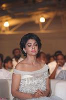 Shriya Saran in Stunning White Off Shoulder Gown at Nakshatram music launch ~  Exclusive (61).JPG