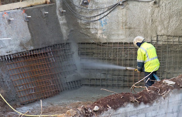 Overview: Shotcrete and its types