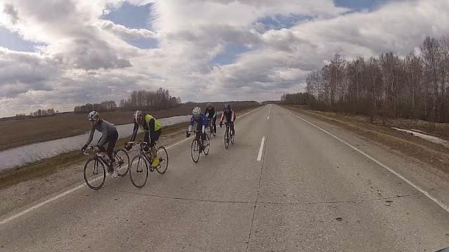 Бревет Кандаурово 200 км