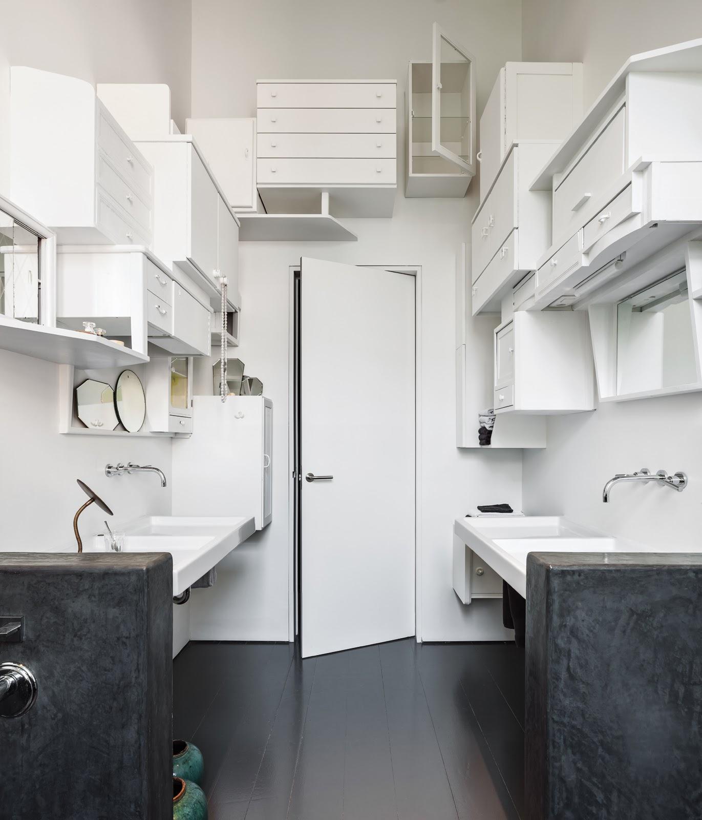 Die-Wohngalerie: Wenn Ein Haus Auf Seine Alten Tage Design
