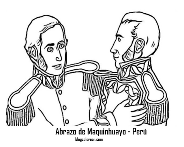 Abrazo de Maquinhuayo