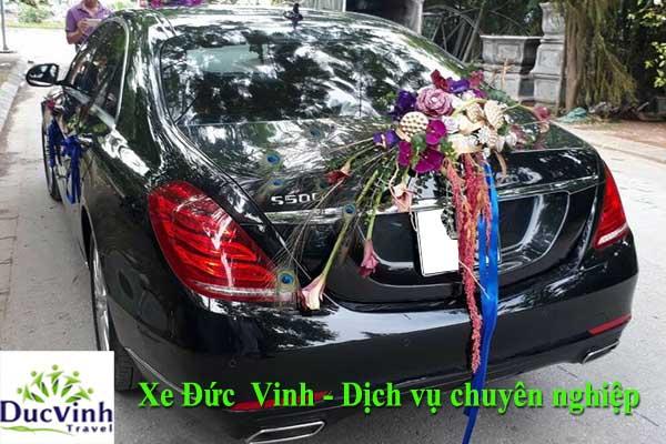 cho thuê xe Mercedes S500 đới mới tại Hà Nội