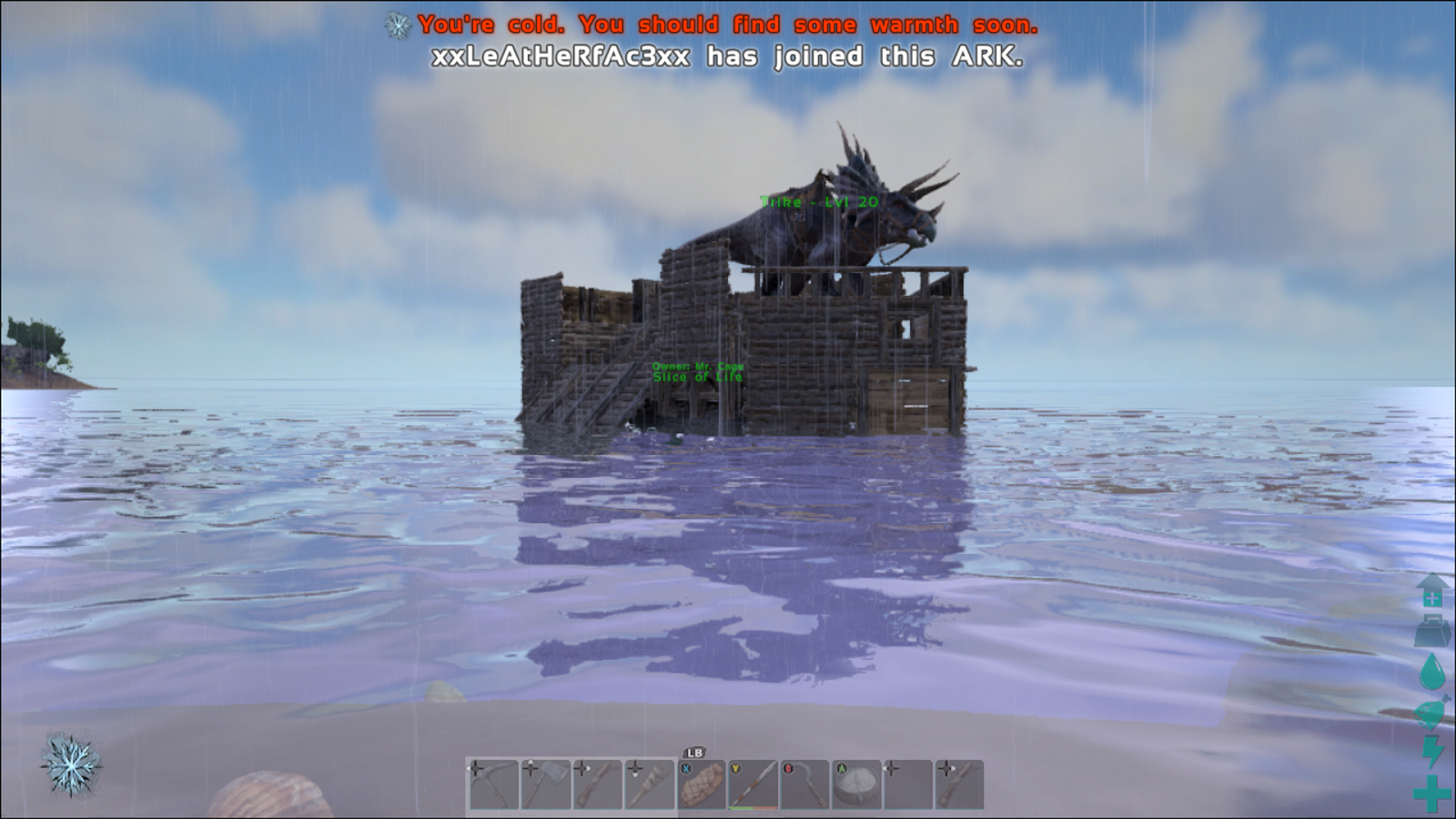 How To Move My Ark Island To A New One