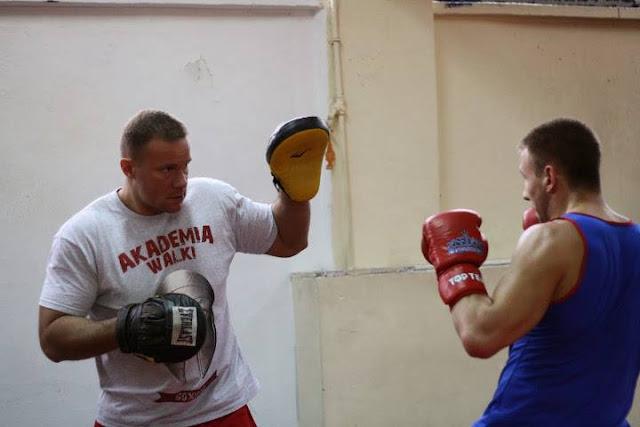 warszawa boks