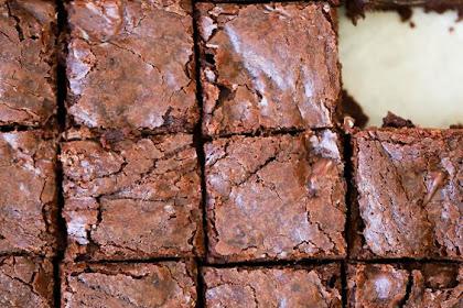 One-Pot Fudge Brownies