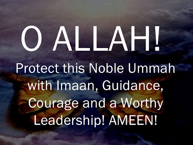 Allah Is The Only Protector And Guardian For Us.